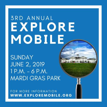Explore Mobile 2019 Save the Date